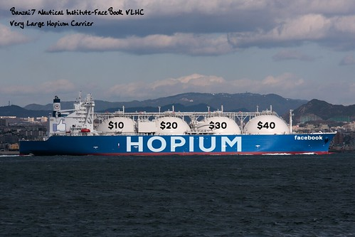FACE BOOK VLHC (Very Large Hopium Carrier) by Colonel Flick