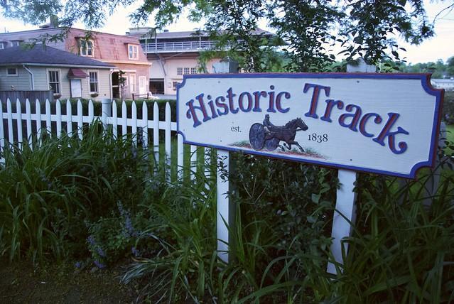 Historic Track Goshen NY