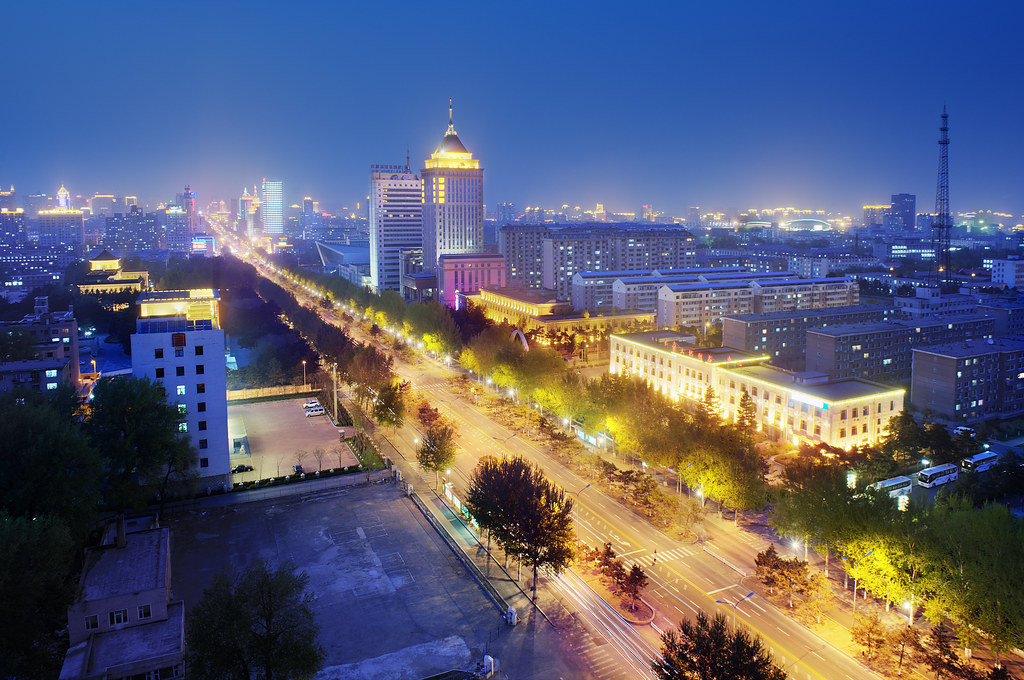 Changchun China  city pictures gallery : Changchun China Page 4 SkyscraperCity