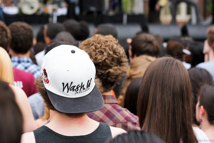 washu cap
