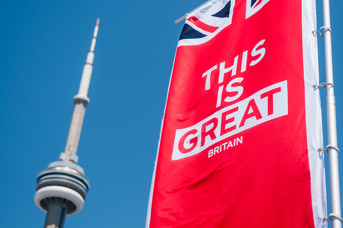 GREAT Britain campaign launches in Toronto