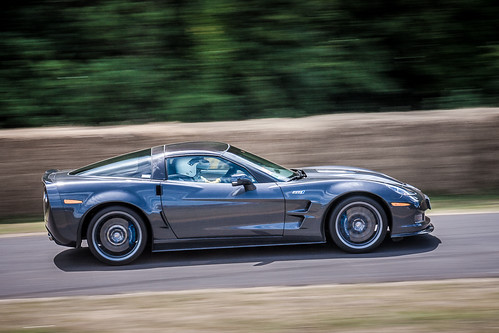 Chevrolet Corvette ZR-1