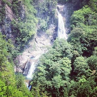Zenki Fudoonanaetaki-Waterfall