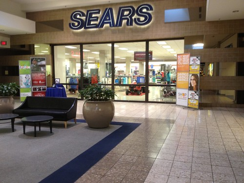 Sears - Columbia Mall