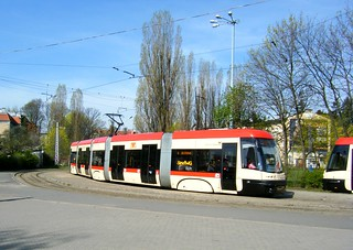 "Gdansk tram named ""Andrzej Sulewski"""