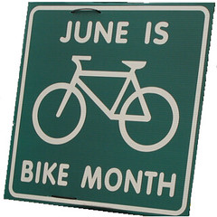 June is Bike Month