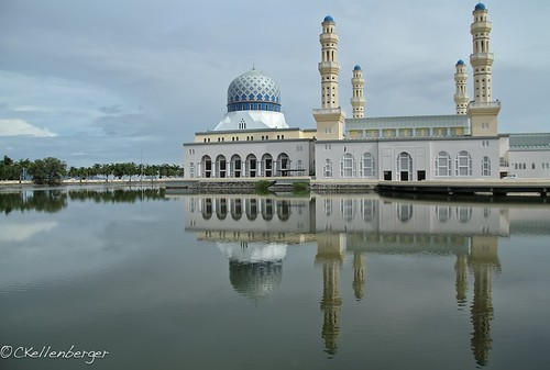 Kota Kinabalu City Mosque-1241