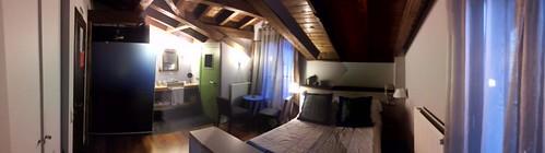 habitación nieblas del sayoa hotel iribarnia navarra