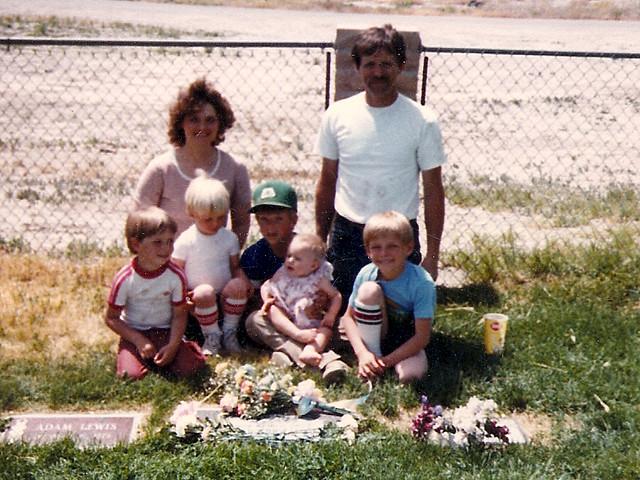 Gary Lewis Family - 1983