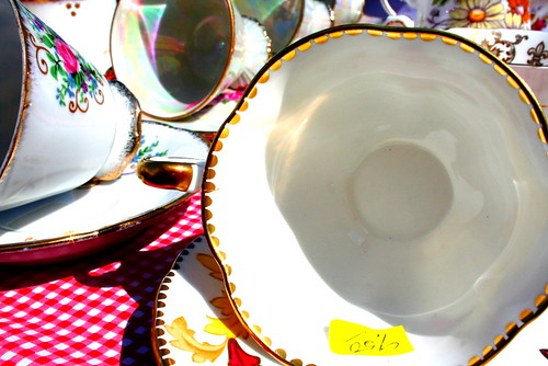 Teacups w/ Effect