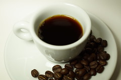 espresso, cup, coffee, ristretto, coffee cup, turkish coffee, caff㨠americano, drink, caffeine,