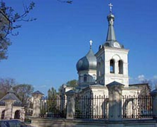 "Biserica ""Sf. Mc. Dumitru"" > Фото из галереи `Главная`"