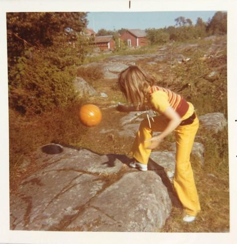 Anna i Öregrund 1971