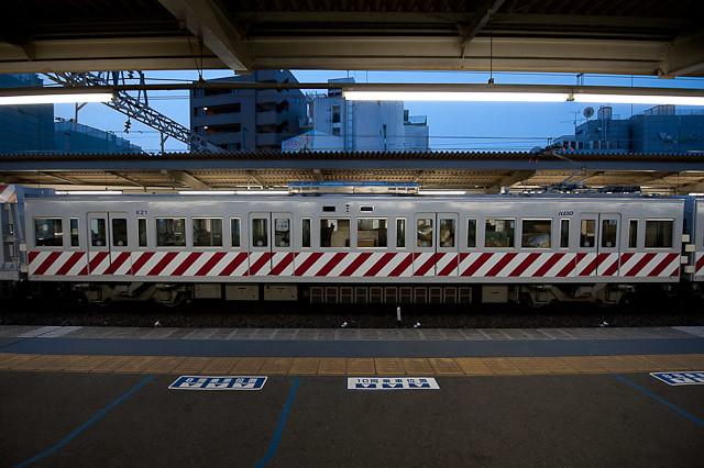 京王電鉄 デワ600形