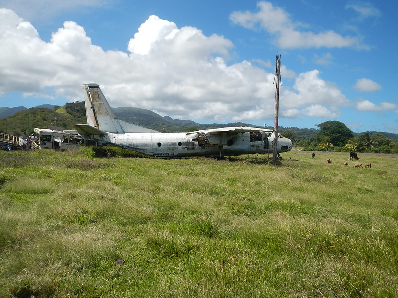Pearl's Airport, Grenada