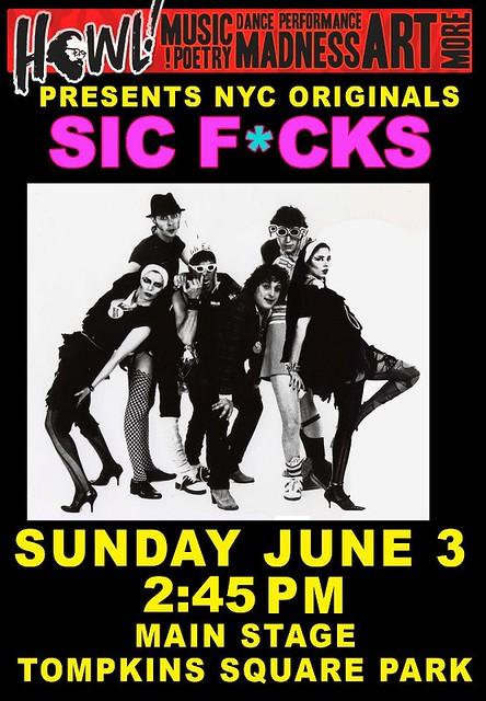 06-03-12 Sic F.cks @ Tompkins Square Park, NYC, NY