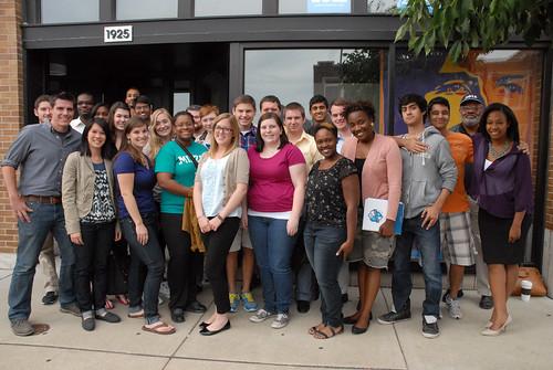 2012 St. Louis Summer Fellows