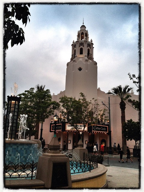 We Welcome the Carthay Theater