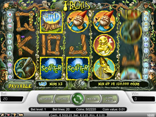 Trolls slot game online review