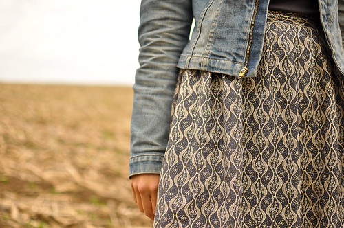 Simplicity 2215 Skirt : Manchester