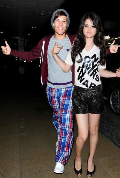 Love makes you stupid.../Louis&Selena
