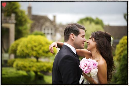 Wedding Photograph of the Week  – Barnsley House