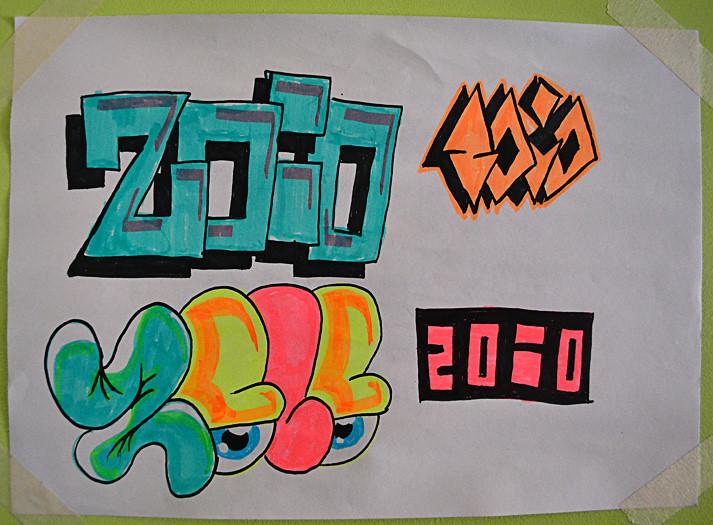 Zoio - Sketches