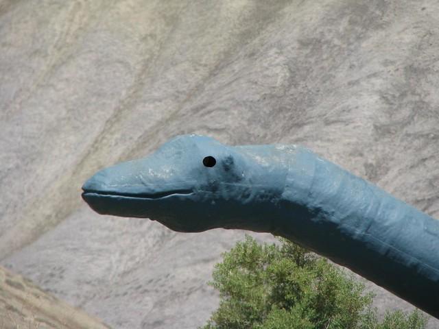 Roadside Sauropod