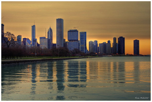 Chicago - HDR