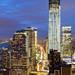 One World Trade Center Progress June 2012 by RBudhu