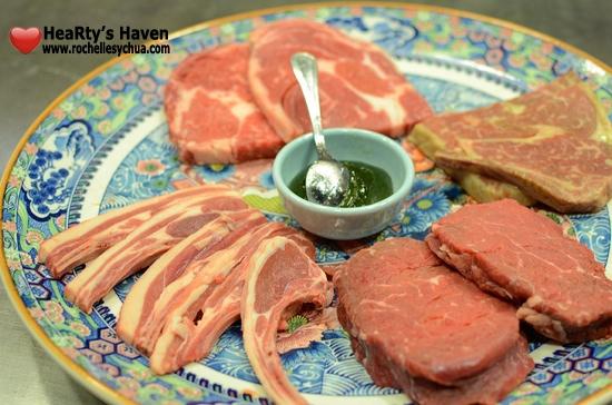 Yurakuen Meat