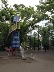 朝散歩 (2012/6/13)