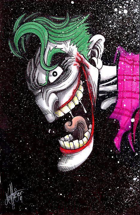 Desenhos Nerds – OS Vilões de Batman - Coringa
