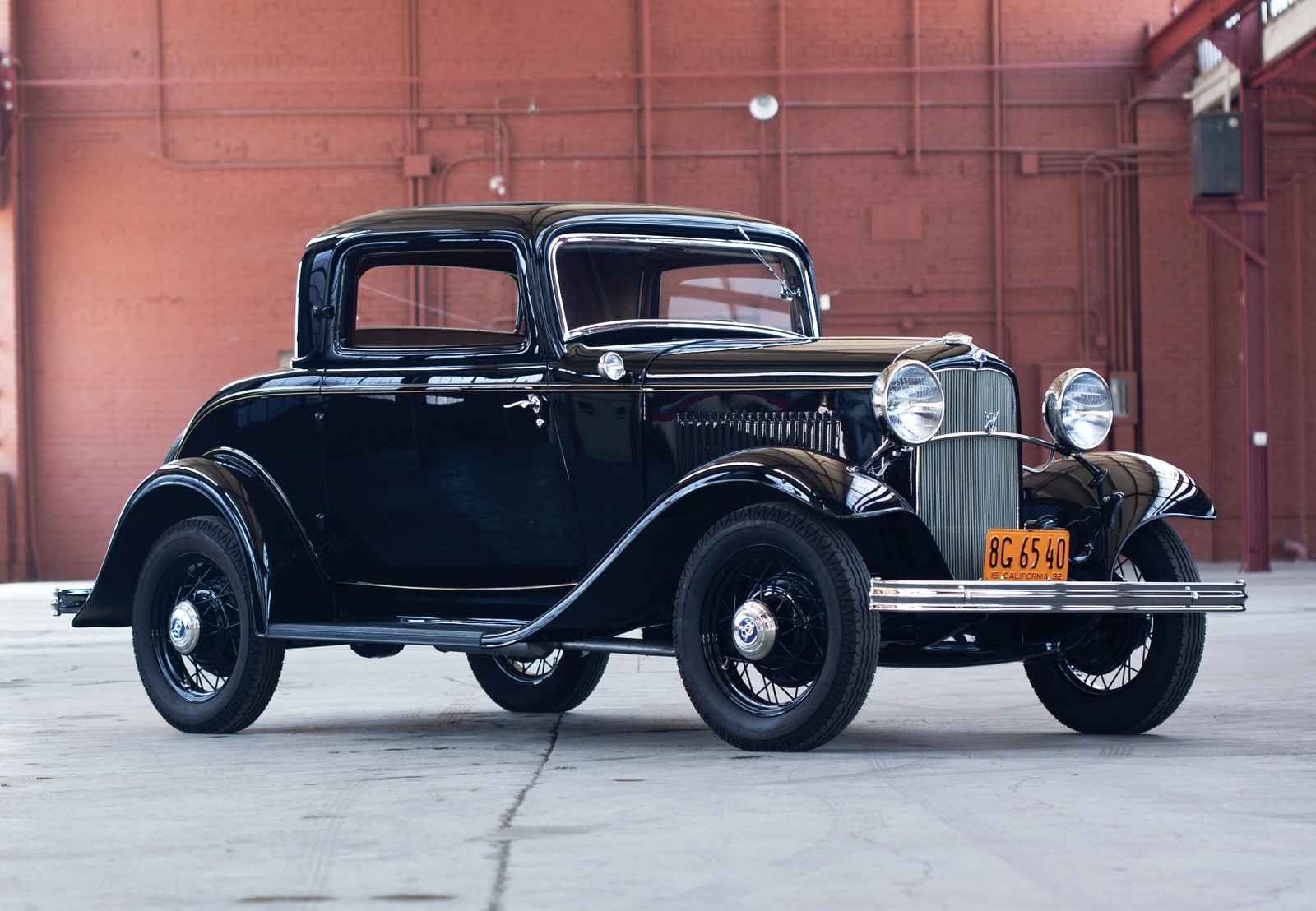 1932 factory colors thread the ford barn