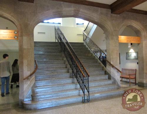 West Point Lobby