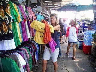 Serious Shopping at Chatuchak Market