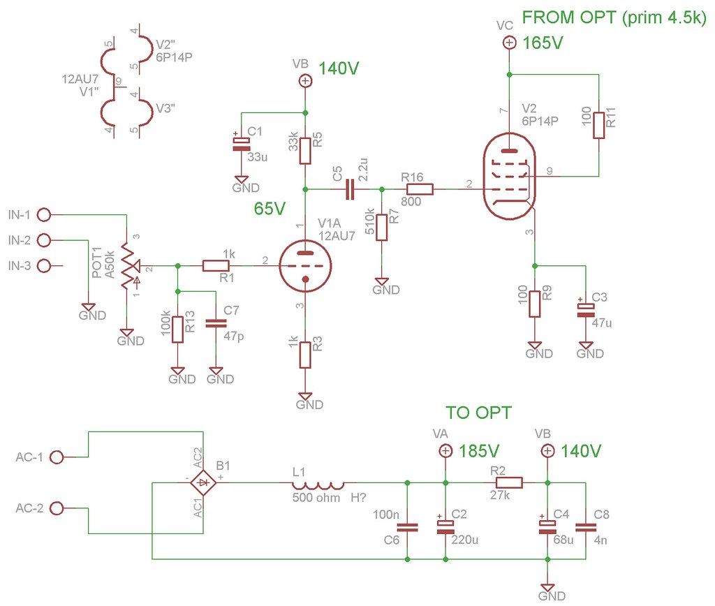 El84 Se Advice For A Beginner Diyaudio Digital Classd Amp Circuit Pcb Schematic All Files Alternative Links Click The Image To Open In Full Size