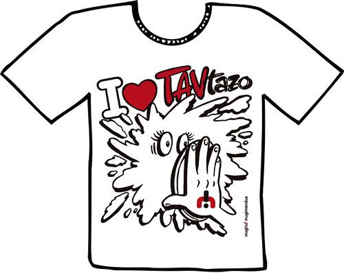 camiseta tavtazo