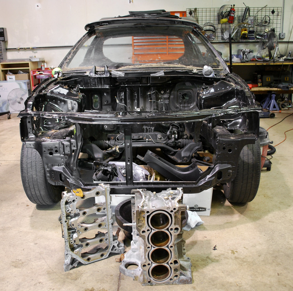 Five Years And Counting: My Low Budget Integra Build