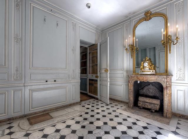 La salle de bains au xviii si cle jardin secret for Salle de bain louis xv