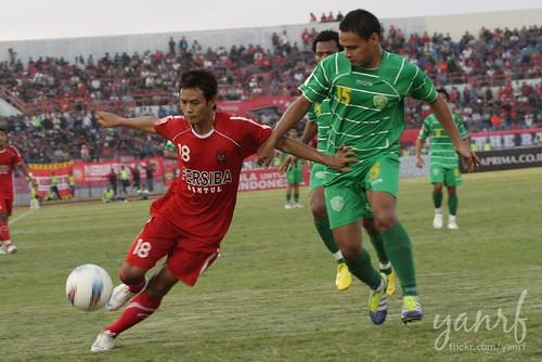 IPL: Persiba Bantul - Persebaya