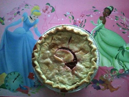 Pie from Albertta