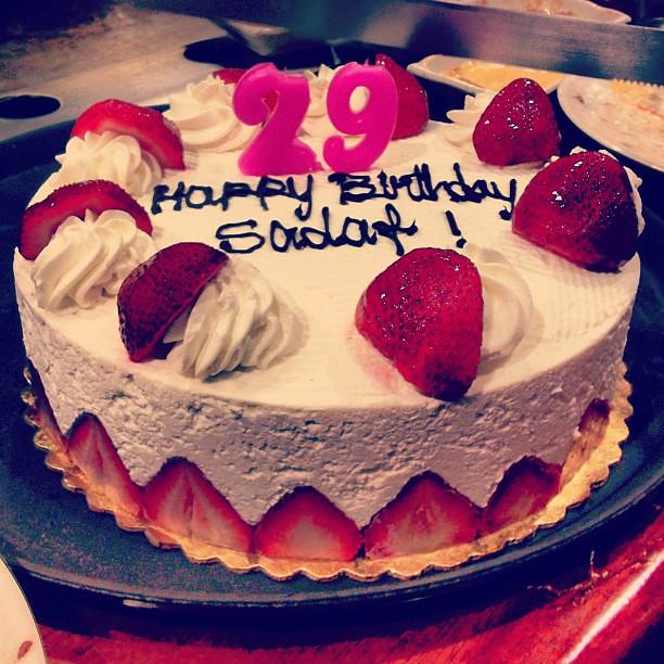 Birthday Cake Nashville