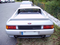 Venturi Coupé 260-rear