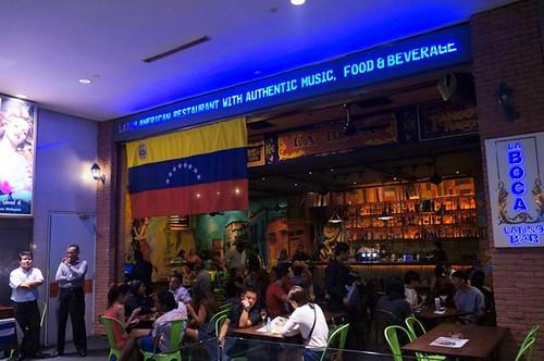 la boca pavilion - venezuelan food flavours and sound 2014-002
