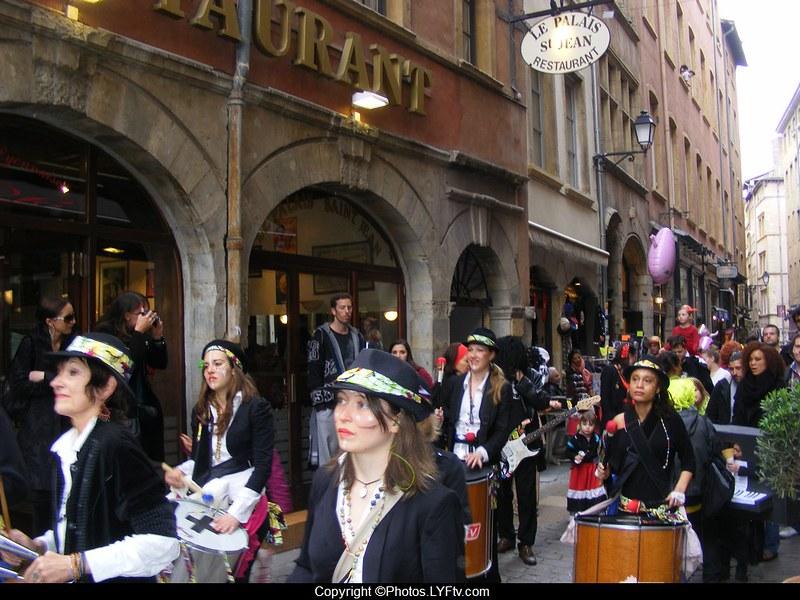 Carnaval de St-Georges 2014 à Lyon