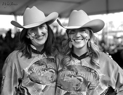 "The ""Mutton Busting"" Beauties"