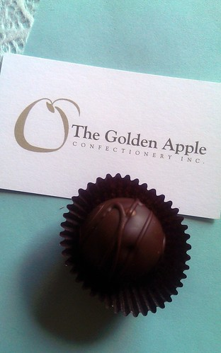 Craft Wedding Market - Smokey Vegan Truffle from The Golden Apple