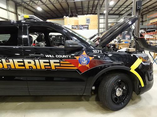 Sheriff Custom Decal