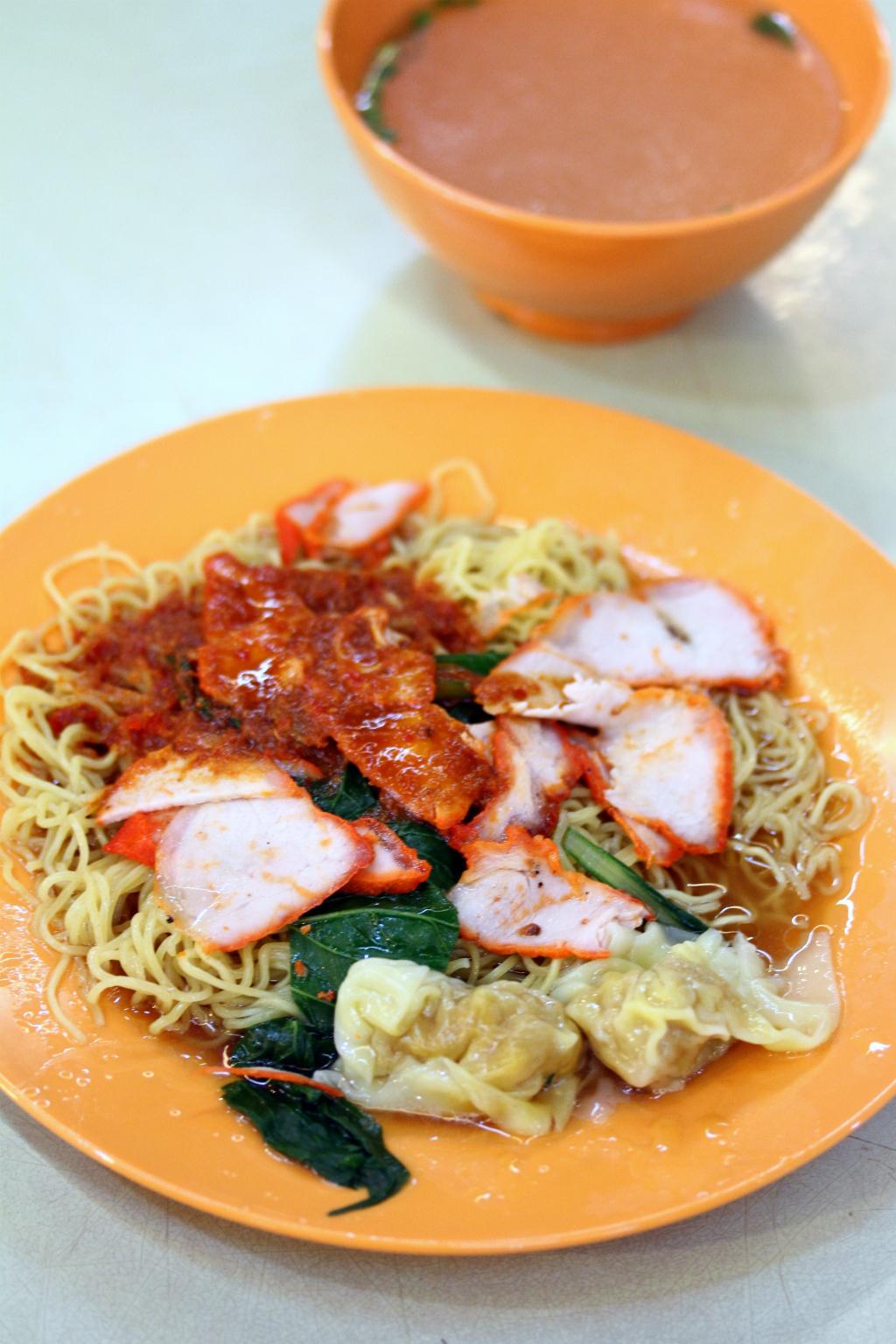 Guide to Jalan Besar & Lavender: Kok Kee Wanton Mee